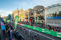 Picture by Allan McKenzie/SWpix.com - 17/05/2018 - Cycling - OVO Energy Tour Series Mens Race Round 3:Aberdeen - Adnams, OVO Energy, Eisberg, VIP Area, branding.