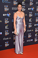Johanna Konta arriving for the BT Sport Industry Awards 2018 at the Battersea Evolution, London, UK. <br /> 26 April  2018<br /> Picture: Steve Vas/Featureflash/SilverHub 0208 004 5359 sales@silverhubmedia.com