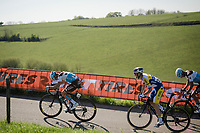 up the Keutenberg<br /> <br /> 54th Amstel Gold Race 2019 (1.UWT)<br /> One day race from Maastricht to Berg en Terblijt (NED/266km)<br /> <br /> ©kramon