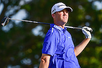 Ryan Palmer (USA) watches his tee shot on 14 during round 3 of the Honda Classic, PGA National, Palm Beach Gardens, West Palm Beach, Florida, USA. 2/25/2017.<br /> Picture: Golffile | Ken Murray<br /> <br /> <br /> All photo usage must carry mandatory copyright credit (&copy; Golffile | Ken Murray)