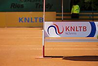 Netherlands, Dordrecht, August 03, 2015, Tennis,  National Junior Championships, NJK, TV Dash 35, <br /> Photo: Tennisimages/Henk Koster
