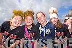 Molly and Robin O'Callaghan, Tralee, Maggie Sugrue, The Spa and Roisin Moriarty, Tralee, JEDWARD at the Atlantic Music Sessions Festival on Sunday in Ballybunion..