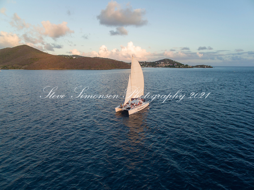 Sailing Vessel &quot;Daydreamer&quot;<br />