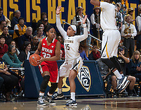 CAL (W) Basketball vs Utah, January 3, 2015