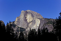 Half Dome and Yosemite National Park, California, USA