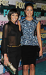 WEST HOLLYWOOD, CA - JULY 23: Tamara Taylor and Michaela Conlin arrive at the FOX All-Star Party on July 23, 2012 in West Hollywood, California.