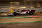 Alfa Romeo Racing ORLEN, Antonio Giovinazzi, takes part in the tests for the new Formula One Grand Prix season at the Circuit de Catalunya in Montmelo, Barcelona. February 19, 2020 (ALTERPHOTOS/Javier Martínez de la Puente)