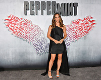 "LOS ANGELES, CA. August 28, 2018: Jennifer Garner at the world premiere of ""Peppermint"" at the Regal LA Live."