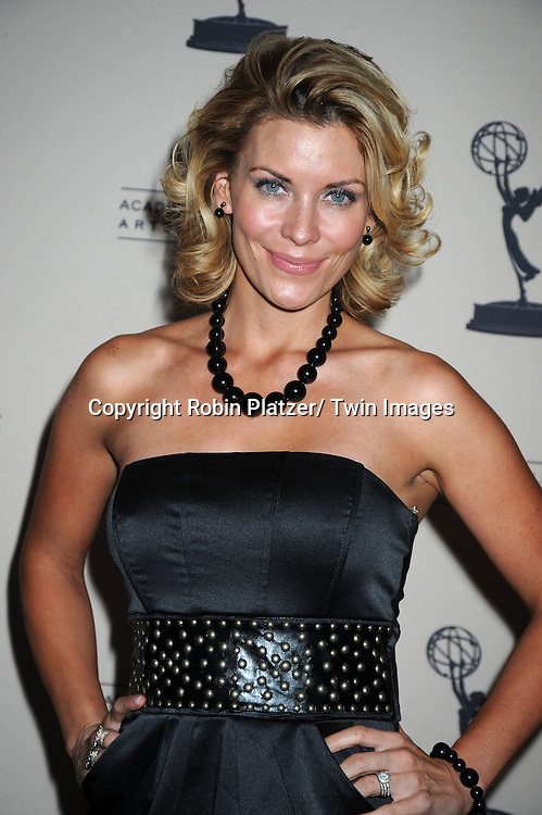 McKenzie Westmore attending The TV Academy's Programming Peer Group cocktail Reception in honor of the 2010 nominees on June 24, 2010 at the SLS Hotel in Beverly Hills in California . .Robin Platzer/ Twin Images