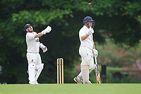 Jack Kliber of Shenfield during Shenfield CC (batting) vs Hornchurch CC (Bowling) ,Shepherd Neame Essex League Cricket at Chelmsford Road on 12th May 2018