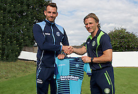 Max Müller signs for Wycombe - 30.07.2016