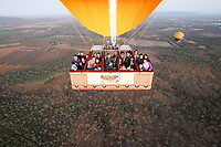 20170725 25 July Hot Air Balloon Cairns
