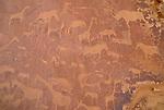 Petroglyph, Botswana