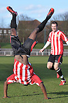 03/03/2012 - AFC Hornchurch Vs Concord Rangers - Ryman Premier League - The Stadium - Essex