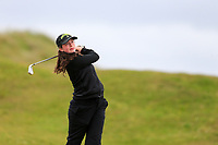 Annabel Greham (Ballina) during the 2nd round of the Irish Women's Open Stroke Play Championship, Enniscrone Golf Club, Enniscrone, Co. Sligo. Ireland. 16/06/2018.<br /> Picture: Golffile | Fran Caffrey<br /> <br /> <br /> All photo usage must carry mandatory  copyright credit (© Golffile | Fran Caffrey)