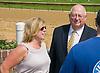 Tanya Aviola & Mr. Mooney at Delaware Park on 5/16/15