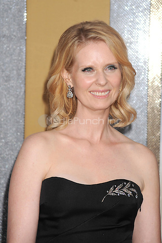 Cynthia Nixon at the film premiere of 'Sex and the City 2' at Radio City Music Hall in New York City. May 24, 2010.Credit: Dennis Van Tine/MediaPunch
