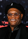 """HOLLYWOOD, CA. - December 17: Actor Samuel L. Jackson arrives at the Los Angeles premiere of """"The Spirit"""" at the Grauman's Chinese Theater on December 17, 2008 in Hollywood, California."""