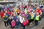 Charity<br /> ----------<br /> Kerry Hospice,Tralee branch had a large turnout for their annual Good Friday charity walk which started at the Mount Brandon hotel car park.