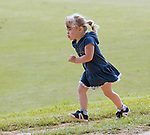 11.06.2017; Westonbirt, UK: Prince William<br />participated in the Maserati Royal Charity Polo Trophy in aid of two charities that The Duke supports as Patron: Child Bereavement UK and Fields in Trust.<br />Picture shows: 3-year-old Mia Tindal, Zara&rsquo;s daughter enjoying herself at the polo event.<br />Mandatory Photo Credit: &copy;Francis Dias/NEWSPIX INTERNATIONAL<br /><br />IMMEDIATE CONFIRMATION OF USAGE REQUIRED:<br />Newspix International, 31 Chinnery Hill, Bishop's Stortford, ENGLAND CM23 3PS<br />Tel:+441279 324672  ; Fax: +441279656877<br />Mobile:  07775681153<br />e-mail: info@newspixinternational.co.uk<br />Usage Implies Acceptance of OUr Terms &amp; Conditions<br />Please refer to usage terms. All Fees Payable To Newspix International
