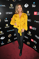 Kaz Crossley at the Ultimate Boxxer III professional boxing tournament, indigO2 at The O2, Millennium Way, Greenwich, London, England, UK, on Friday 10th May 2019.<br /> CAP/CAN<br /> &copy;CAN/Capital Pictures