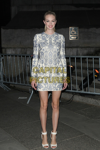 NEW YORK, NY - APRIL 14: Lindsay Ellingson  at the 2015 Tribeca Film Festival - Vanity Fair Party at State Supreme Courthouse on April 14, 2015 in New York City.   <br /> CAP/MPI/COR99<br /> &copy;COR99/MPI/Capital Pictures