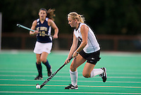 STANFORD, CA - September 3, 2010: Kelsey Lloyd during a field hockey match against UC Davis in Stanford, California. Stanford won 3-1.