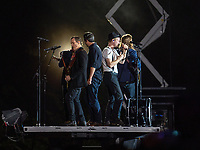 SAN FRANCISCO, CALIFORNIA - AUGUST 09: The Lumineers perform during the 2019 Outside Lands music festival at Golden Gate Park on August 09, 2019 in San Francisco, California.    <br /> CAP/MPI/ISAB<br /> ©ISAB/MPI/Capital Pictures