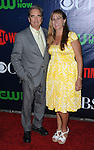 Beau Bridges and wife arriving at the CBS, CW and Showtime 2015 Summer TCA Party , held at the Pacific  Design Center in Los Angeles, Ca. August 10, 2015
