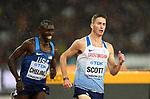 Marc SCOTT (GBR) in the mens 5000m heats. IAAF world athletics championships. London Olympic stadium. Queen Elizabeth Olympic park. Stratford. London. UK. 09/08/2017. ~ MANDATORY CREDIT Garry Bowden/SIPPA - NO UNAUTHORISED USE - +44 7837 394578