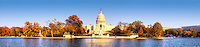Panorama US Capitol Building Washington DC<br /> Washington DC Panorama