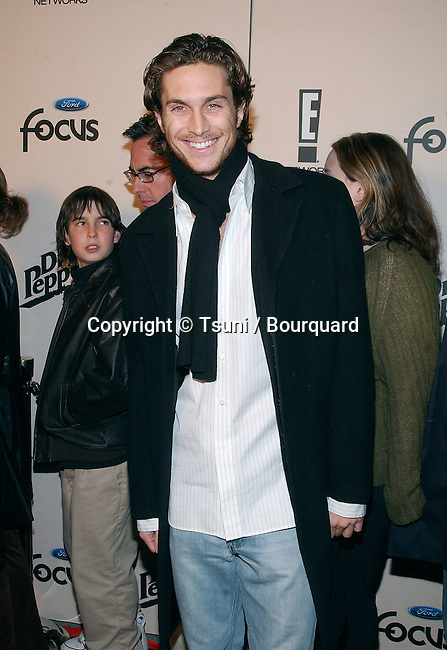 Oliver Hudson arriving at the SIZZLIN'S 16, the heat of the 2002 at the Club A.D in Los Angeles. January 30, 2002.           -            HudsonOliver04.jpg