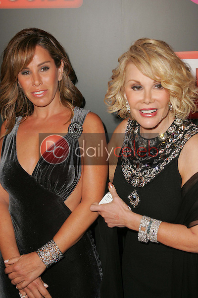 Melissa Rivers and Joan Rivers<br />at the TV Guide and Inside TV Emmy Awards After Party. Hollywood Roosevelt Hotel, Hollywood, CA 09-18-05<br />Dave Edwards/DailyCeleb.Com 818-249-4998