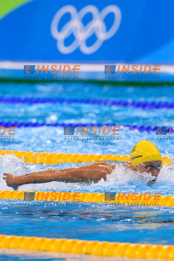 SJOSTROM Sarah SWE <br /> Women's 100m Butterfly <br /> Rio de Janeiro 06-08-2016 Olympic Aquatics Stadium <br /> Swimming Nuoto <br /> Foto Andrea Staccioli/Deepbluemedia/Insidefoto