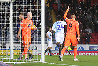 Blackburn Rovers Joe Nuttall celebrates scoring his sides second goal <br /> <br /> Photographer Mick Walker/CameraSport<br /> <br /> The EFL Sky Bet Championship - Blackburn Rovers v Ipswich Town - Saturday 19 January 2019 - Ewood Park - Blackburn<br /> <br /> World Copyright &copy; 2019 CameraSport. All rights reserved. 43 Linden Ave. Countesthorpe. Leicester. England. LE8 5PG - Tel: +44 (0) 116 277 4147 - admin@camerasport.com - www.camerasport.com