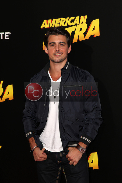 "Johnny DeLuca<br /> at the ""American Ultra"" Los Angeles Premiere, Ace Hotel, Los Angeles, CA 08-18-15<br /> David Edwards/Dailyceleb.com 818-249-4998"
