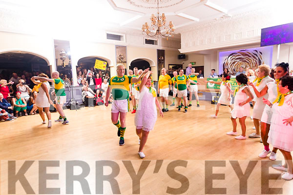Dancers pictured at the John Mitchel's Strictly Come Dancing at the Ballygarry House Hotel on Sunday night.