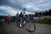 Amstel Gold Race 2012.Maastricht-Valkenburg: 256km..Alex Howes