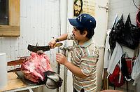 food market in San Juan del Rio, Queretaro. Aromas y Sabores with Chef Patricia Quintana