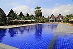 Maalu Maalu Resort hotel beach, Pasikudah Bay, Eastern Province, Sri Lanka, Asia