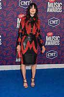 05 June 2019 - Nashville, Tennessee - Michelle Monaghan. 2019 CMT Music Awards held at Bridgestone Arena. <br /> CAP/ADM/DMF<br /> ©DMF/ADM/Capital Pictures