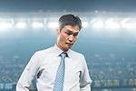 Jiangsu FC Head Coach Choi Yong Soo during the AFC Champions League 2017 Round of 16 match between Jiangsu FC (CHN) vs Shanghai SIPG FC (CHN) at the Nanjing Olympic Stadium on 31 May 2017 in Nanjing, China. Photo by Marcio Rodrigo Machado / Power Sport Images