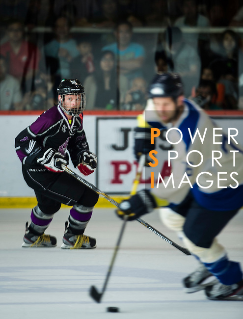 Players compete at the Mega Ice 5s Hong Kong 2015 on May 9, 2015 at the Mega Box in Hong Kong, China. Photo by Moses NG / Power Sport Images