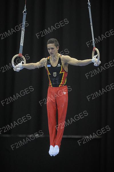 21.4.10 European Gymnastics Championships.Birmingham England.Senior Podium Training. Photos by Alan Edwards