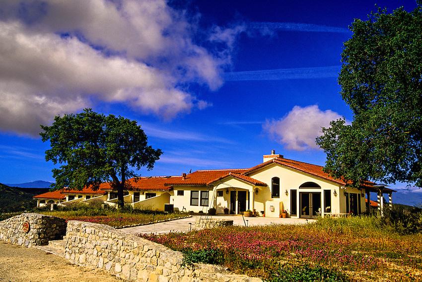 Inn at the Pinnacles, Monterey County, California USA