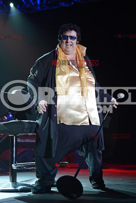 COCONUT CREEK, FL - AUGUST 19 : Pete Big Elvis Vallee performs at the Seminole Coconut Creek Casino on August 19, 2012 in Coconut Creek , Florida. &copy;&nbsp;mpi04/MediaPunch Inc /NortePhoto.com<br /> <br /> **SOLO*VENTA*EN*MEXICO**<br /> **CREDITO*OBLIGATORIO** <br /> *No*Venta*A*Terceros*<br /> *No*Sale*So*third*<br /> *** No Se Permite Hacer Archivo**<br /> *No*Sale*So*third*