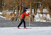 Langlaufen in Nederland
