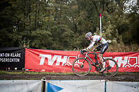 CX World Champion Mathieu van der Poel (NED/Corendon-Circus)<br /> <br /> Jaarmarktcross Niel 2019 (BEL)<br /> <br /> ©kramon