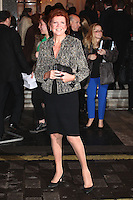 Cilla Black arriving for the I Can't Sing Press Night, at the Paladium, London. 26/03/2014 Picture by: Alexandra Glen / Featureflash