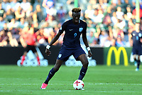 Tammy Abraham of England during Slovakia Under-21 vs England Under-21, UEFA European Under-21 Championship Football at The Kolporter Arena on 19th June 2017